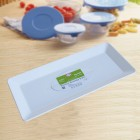 Rectangular Plastic Serving Plate
